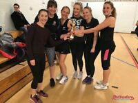 Balham - Social Netball Leagues - Players and Team spaces .