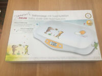Beurer JBY80 Baby Scale - Excellent condition