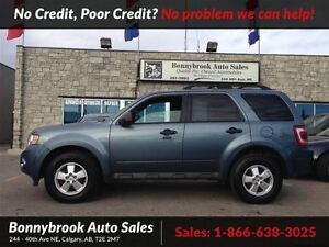 2012 Ford Escape XLT 4X4 / KEYLESS ENTRY CLEAN CARPROOF ACCIDENT