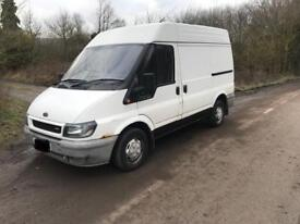 FORD TRANSIT HI TOP 2004 DIESEL LONG MOT DRIVES THE BEST