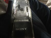 New sealed in box Sony headphones bargain £25 Ono