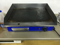 AEG 818 3KW Counter top Griddle - Used, cleaned in working order. Collection Only