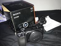 Sony A6300 4K camera (Body)