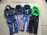 Bundle of boys clothes, Kids aged 7 to 10 years