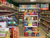 Newsagent & Convenience Shop for Sale Low Rent £100/Week No Rates. All Fitting and Fixture included