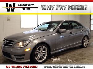 2014 Mercedes-Benz C-Class 300| AWD| LEATHER| NAVIGATION| SUNROO