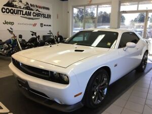 2014 Dodge Challenger SRT