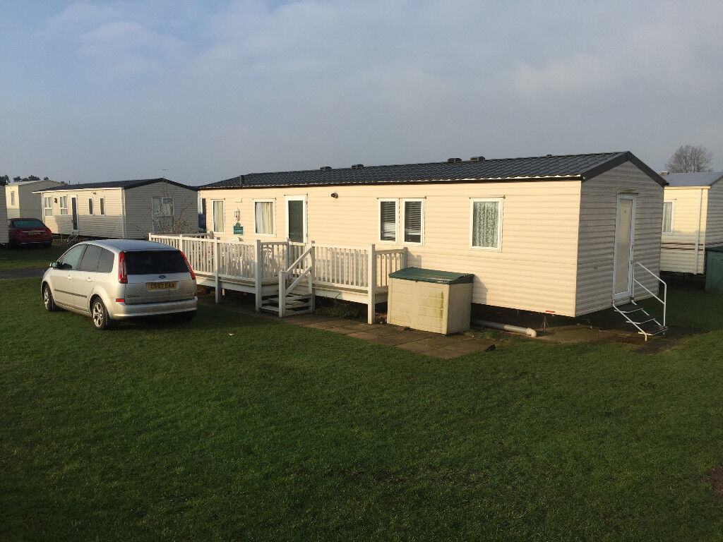 Pet friendly Static caravan on Haven holiday park in Caister on sea