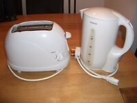 Kenwood Kettle and Toaster in perfect condition - BARGAIN - MUST GO