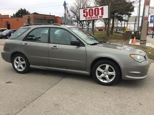 2006 Subaru Impreza $4488,WAGON AWD,SAFETY E/T+3YEARS WARRANTY I
