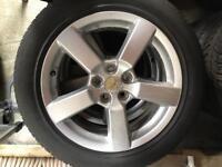 Mitsubishi outlander 18 inch alloy wheels