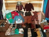 Boys winter bundle 9-12 months