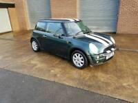2002 bmw mini one 1.6 petrol
