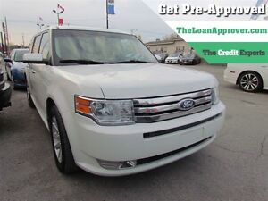 2012 Ford Flex SEL | 7PASS | ROOF | HEATED SEATS