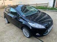 2011 FORD FIESTA TITANIUM,FULLY LOADED CRUISE CONTROL,2 OWNERS, PARKING SENSORS,84K
