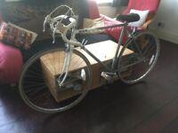 Vintage motobecane road bike 21 / 22 Inch