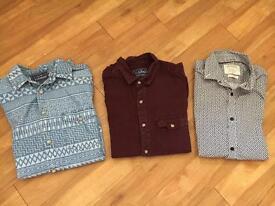 Men's clothes size small topman next river island etc