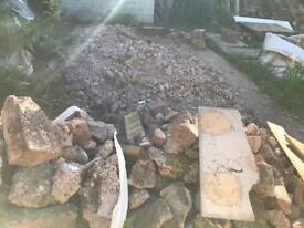 Free hardcore/rubble