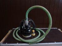"Koshin Ponstar PXL-52511 1"" Submersible Water Pump with Hose - 110v"
