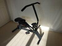 Upright Rowing Machine