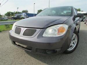 2006 Pontiac Pursuit G5 SE MAN. A/C TOIT OUVRANT CRUISE!!!!