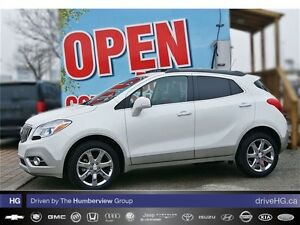 2016 Buick Encore Leather Leather|NAV|SUNROOF|AWD|
