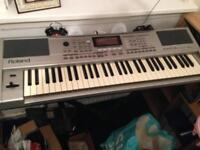 Roland keyboard for sale