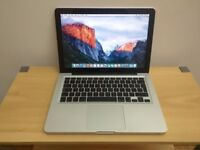 APPLE MACBOOK RETINA 13INCHES 2.4GHZ i5-8GBRAM-128SSD-OFFICE -ALL WORKING PLEASE CALL 07707119599