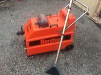 Professional valeting machine/ carpet cleaner