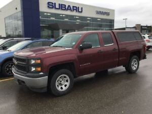 2015 Chevrolet Silverado 1500 Bluetooth, great shape, 4x4, cap