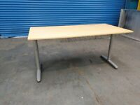 Large Cantilevered Office Desk