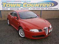 ***2006 Alfa Romeo GT JTD **MOT OCT 2017**ONLY 70k!!!**FULL LEATHER**( coupe sport rare )