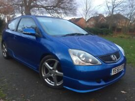 2005 Honda civic VTEC 1.6 TYPE R Lookalike cheap to run and insure
