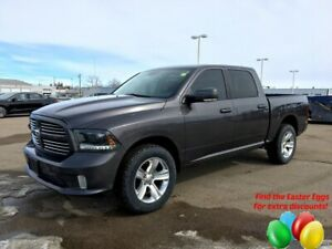 2015 Ram 1500 Crew Cab Sport 4WD *Backup Camera* *Heated Seats*