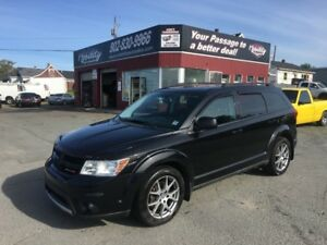 2012 Dodge Journey R/T  Leather AWD R/T