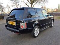 Land Rover Range Rover 3.6 TD V8 Vogue SE 5dr full service history fully loaded