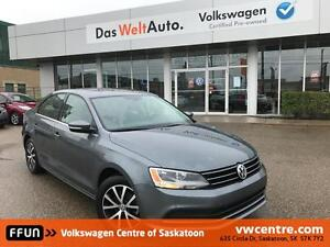 2016 Volkswagen Jetta 1.4 TSI Comfortline UNDER 47,000 KM AND...