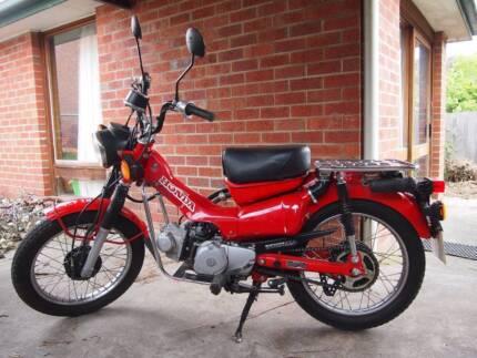 Wanted: Honda ct110 (Postie Bike)