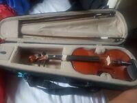 Violin & case for sale