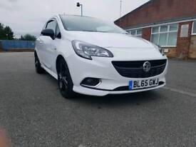 Vauxhall Corsa ltd edition