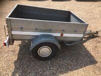 Car trailer 5/3