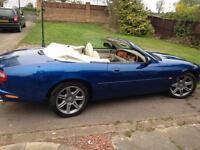 jaguar xk8 converible