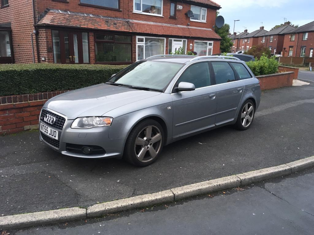 audi a4 b7 avant 2 0 tfsi quattro s line in rochdale. Black Bedroom Furniture Sets. Home Design Ideas