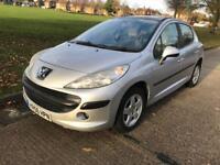 PEUGEOT 207 1.4 2007-1 YEARS MOT-CHEAP CAR £995