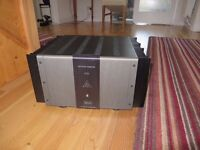 Krell FPB 200 class A power amplifier.