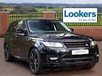 Land Rover Range Rover Sport SDV6 HSE (black) 2016-12-02