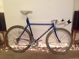 Webster Vintage Time Trial Bike (Lo - pro)