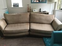 4 Seater sofa. In good condition.