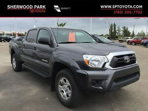 2015 Toyota Tacoma Double Cab 4x4 ONE OWNER!!!