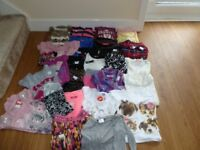 Girls tops, jeans, dresses, jumpsuits - 10-11 years
